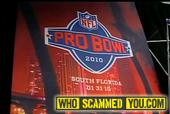 Scam - The Pro Bowl was a Waste of Money